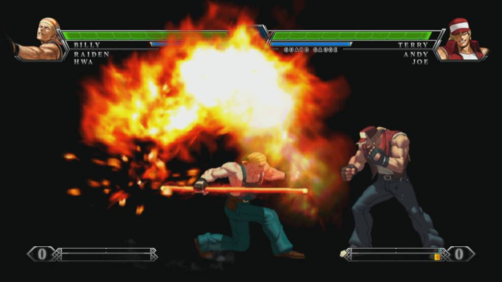 The King Of Fighters Xiii Review For Ps3 Xbox 360 Gaming Age