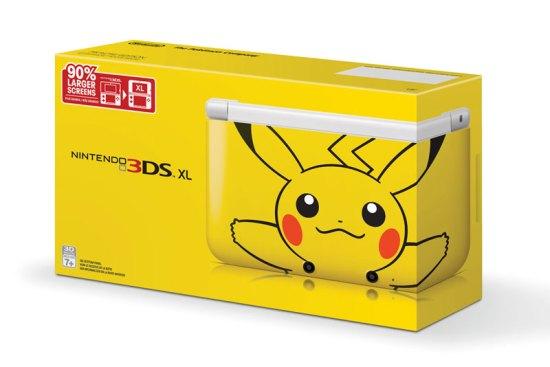 pikachu-3ds-xl