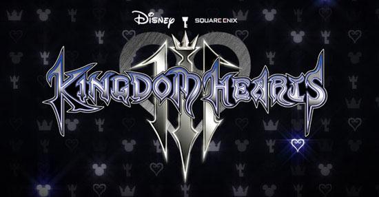 Sony E3 2018: Kingdom Hearts III