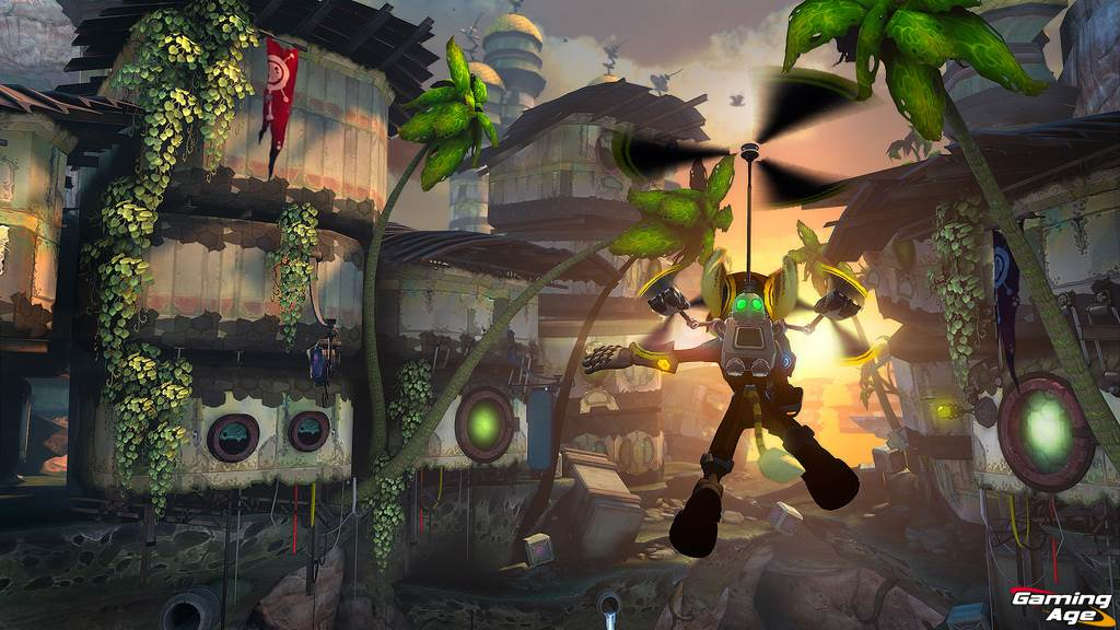 Ratchet & Clank: Into the Nexus review for PS3 Gaming Age