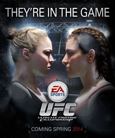 UFC-female-fighters-poster