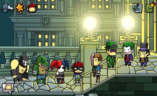 Scribblenauts Unmasked_Batman-Villains2