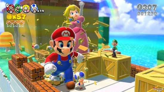 Super Mario 3D World 5
