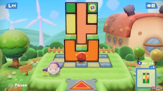 Pushmo World_MalloPull1