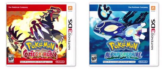 pokemon omega alpha sapphire logo