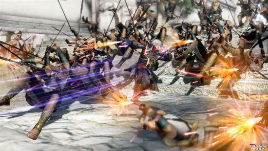 Samurai Warriors 4 - 04_Hyper Attacks02 - PS4