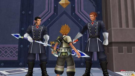 Kingdom Hearts 2.5 remix_rg2