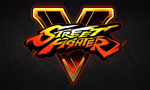 Image result for Street fighter V logo