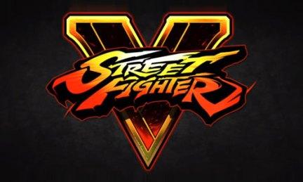 street fighter v logo