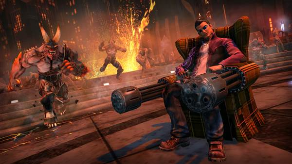 Saints Row IV Gat
