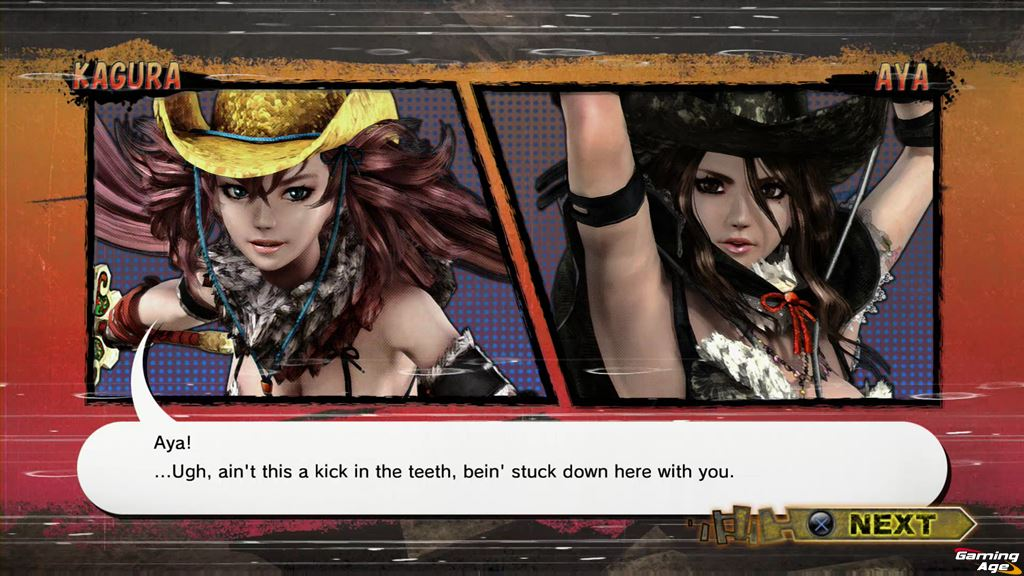 Onechanbara Z2 Chaos Review For Ps4 Gaming Age