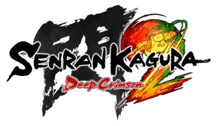 Senran-Kagura-2-Deep-Crimson logo