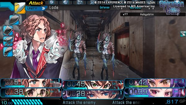Operation Abyss New Tokyo Legacy 2