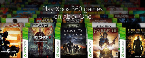 Xbox One Backwards-Compatibility