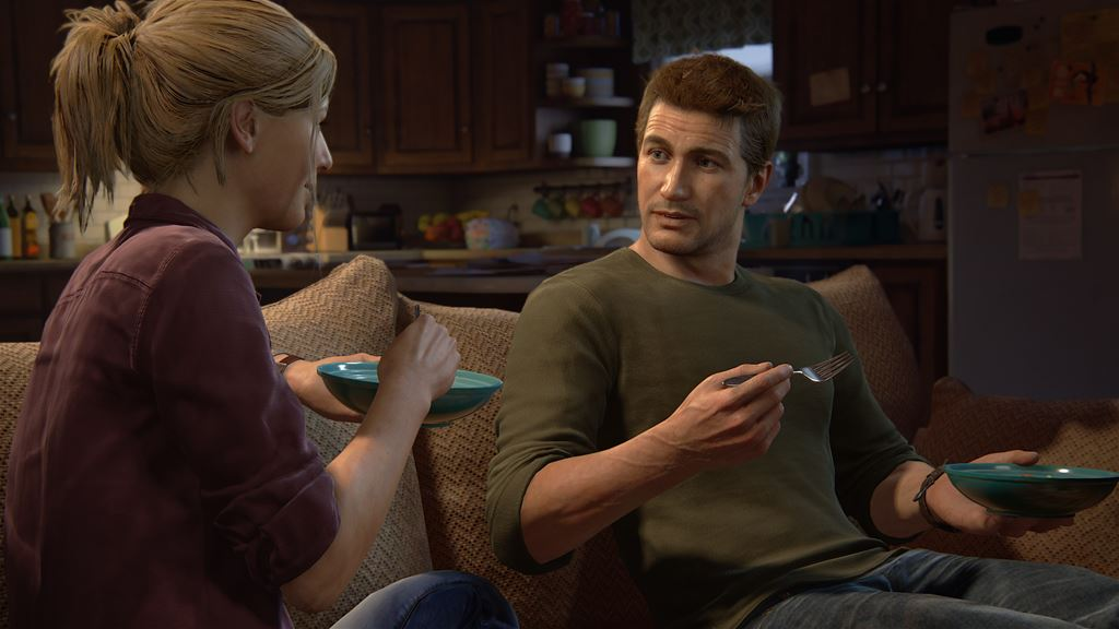 ps4 uncharted 4 gameplay
