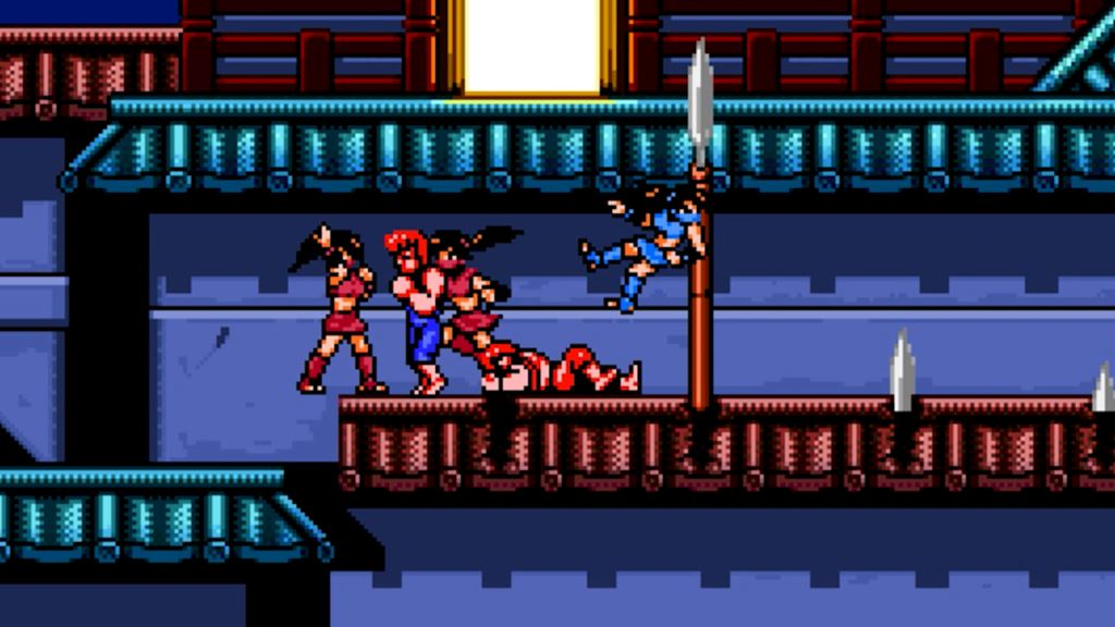 Double Dragon Iv Review For Ps4 Pc Gaming Age