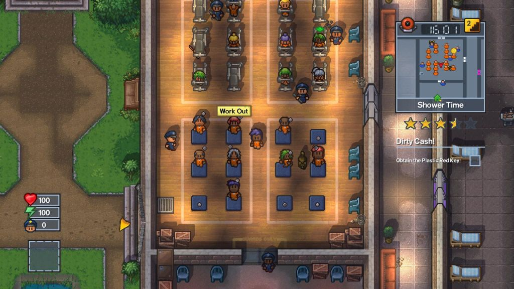 The Escapists 2 Is Breaking Out On August 22nd Gaming Age