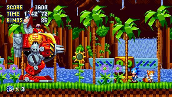 Sonic Mania Review For Ps4 Xbox One Switch Pc Gaming Age