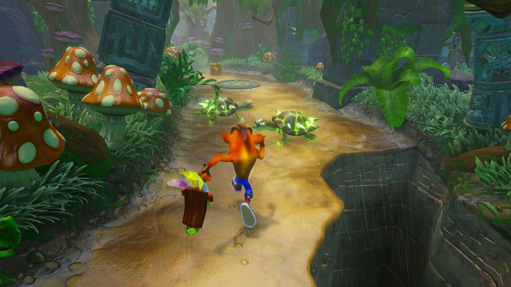 Nintendo Direct March 2018 - Crash 'N' Sane Trilogy Announced