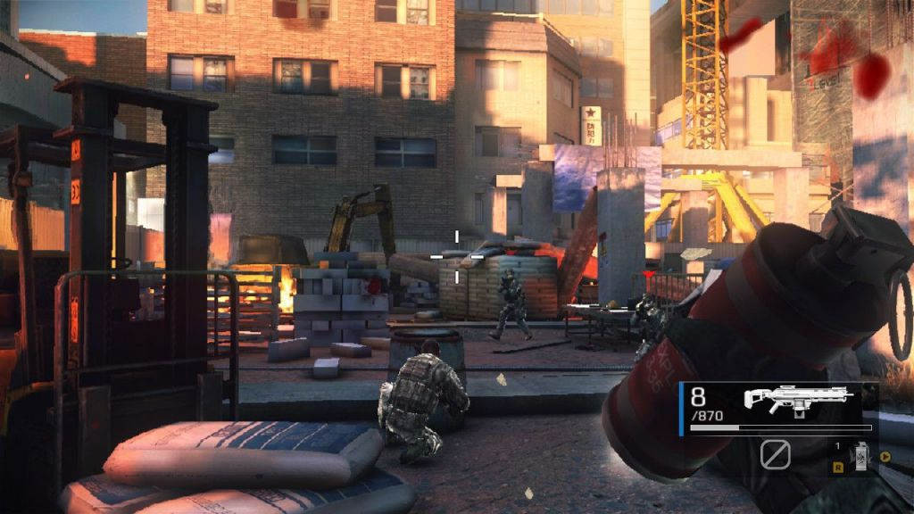Modern Combat Blackout Review For Nintendo Switch Gaming Age