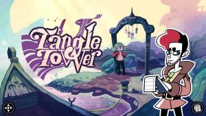 tangle tower cover