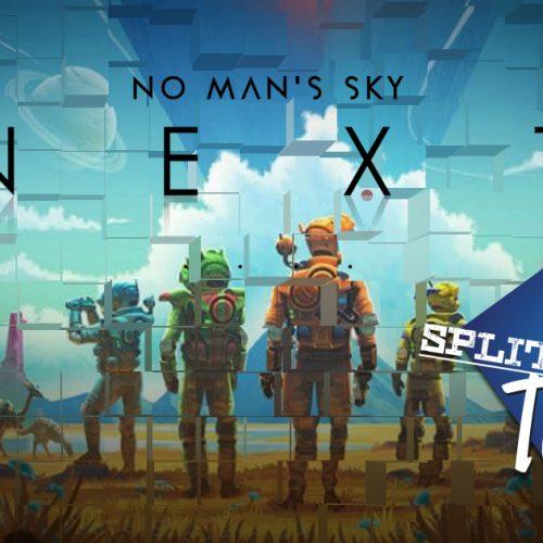 No Man's Sky NEXT – Splitscreen-Test #4