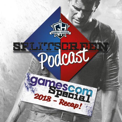 Splitscreen Special – GamesCom 2018 Recap!