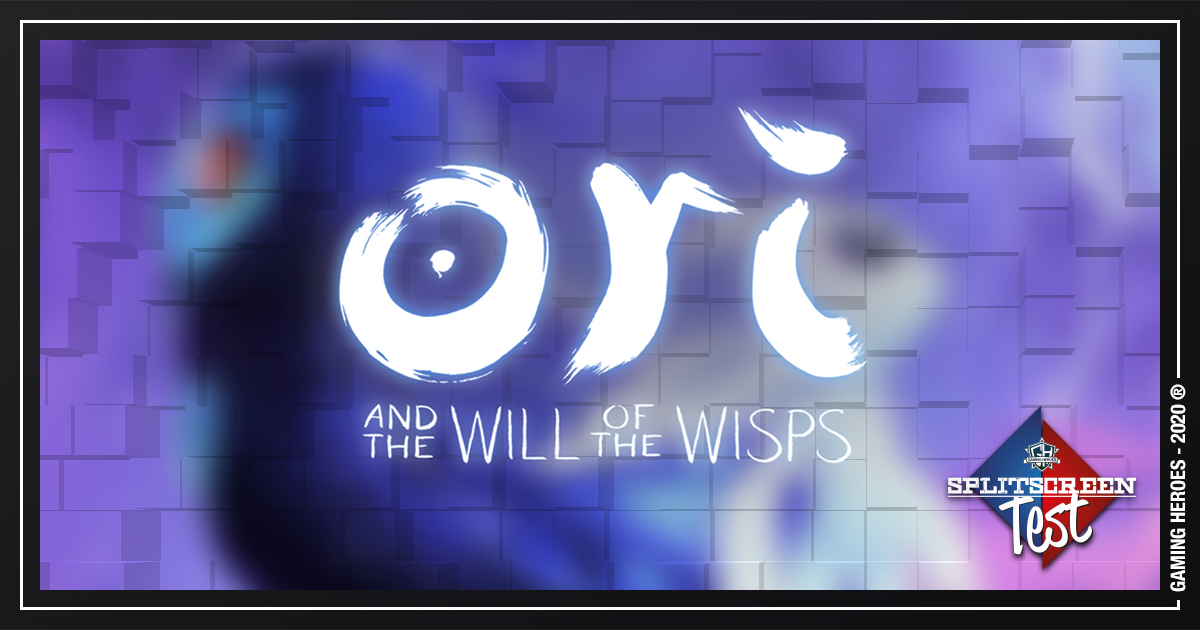 Ori and the Will of the Wisps - Splitscreen-Test #21