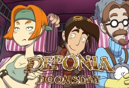 Deponia Doomsday Test