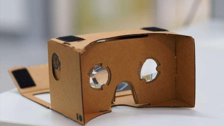 VR Brillen Übersicht Test Google Cardboard