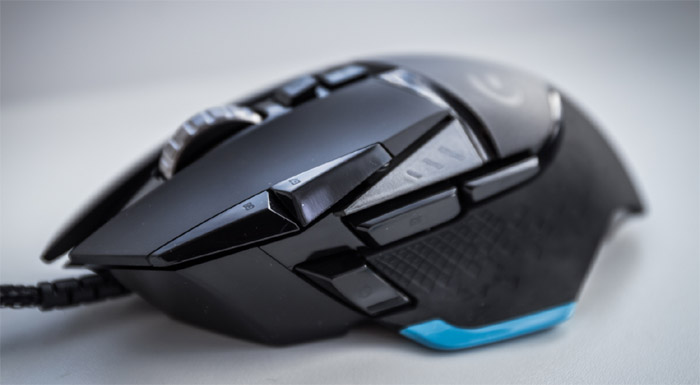 Logitech G502 Review Logitechs Flagship Mouse Gaming Mice