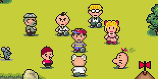 Video: Earthbound 3DS VC - First 10 minutes | GamingBoulevard
