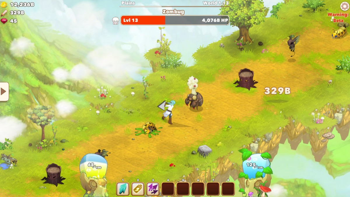 Hands-On: Clicker Heroes 2 - Beta | GamingBoulevard
