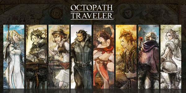 Review Octopath Traveler Gamingboulevard