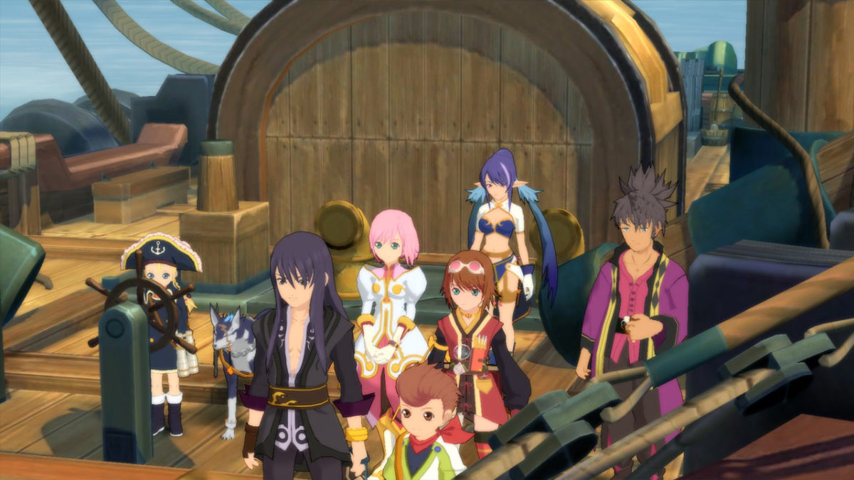 Review: Tales of Vesperia: Definitive Edition | GamingBoulevard