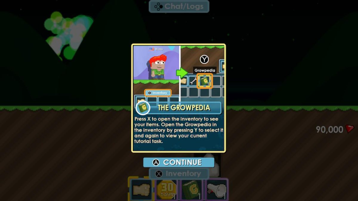 Review: Growtopia (Nintendo Switch edition) | GamingBoulevard