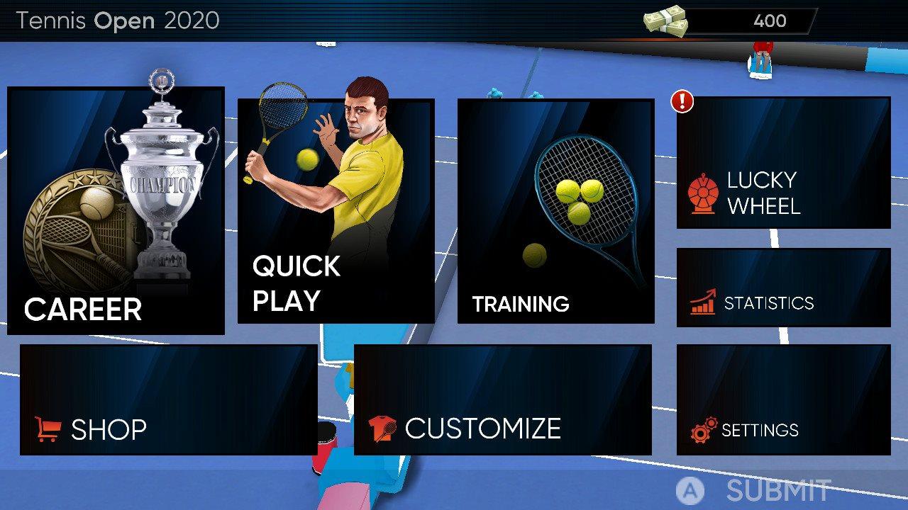 Indie Corner Tennis Open 2020 Gamingboulevard