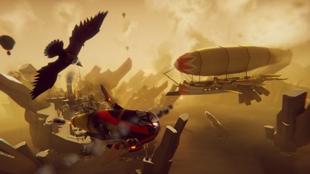 The Falconeer llegará a PC en el 2020 - Gaming Coffee