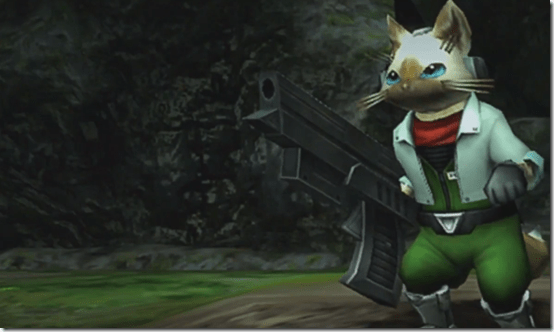 MonsterHunterXStarFoxZero