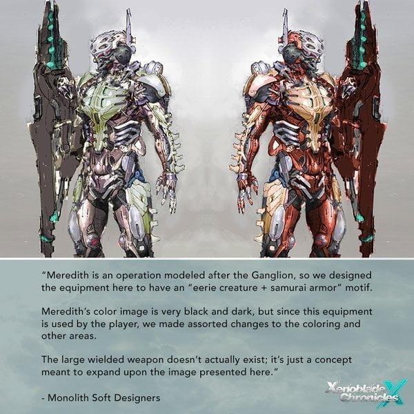 XenobladeChroniclesXMeredith