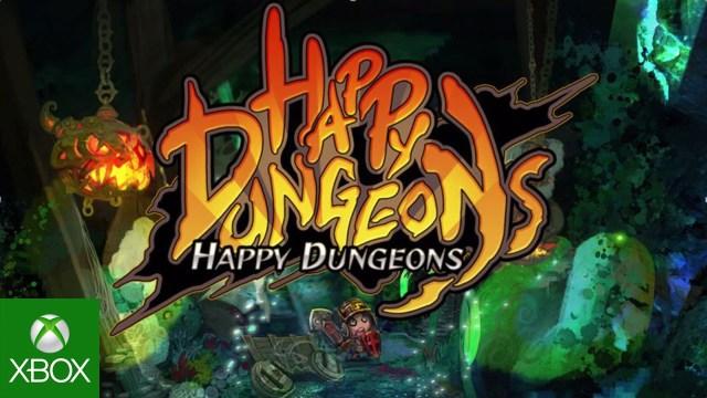 HappyDungeons