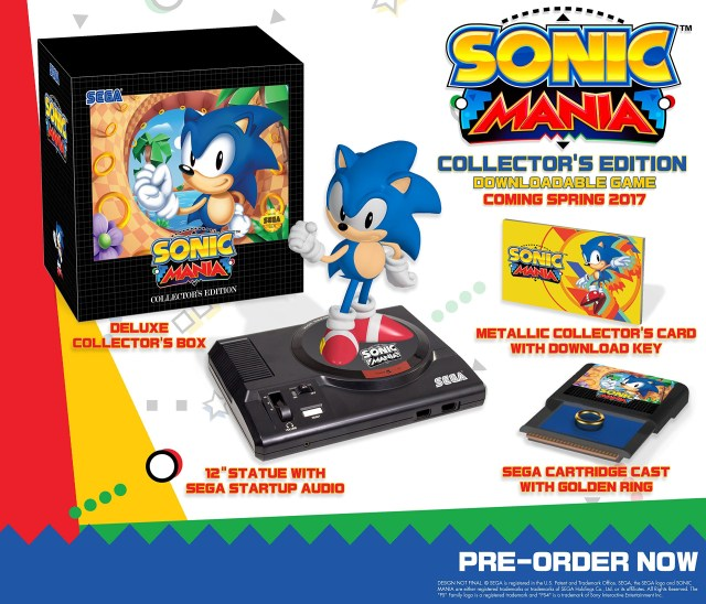 sonicmaniacollectorsedition