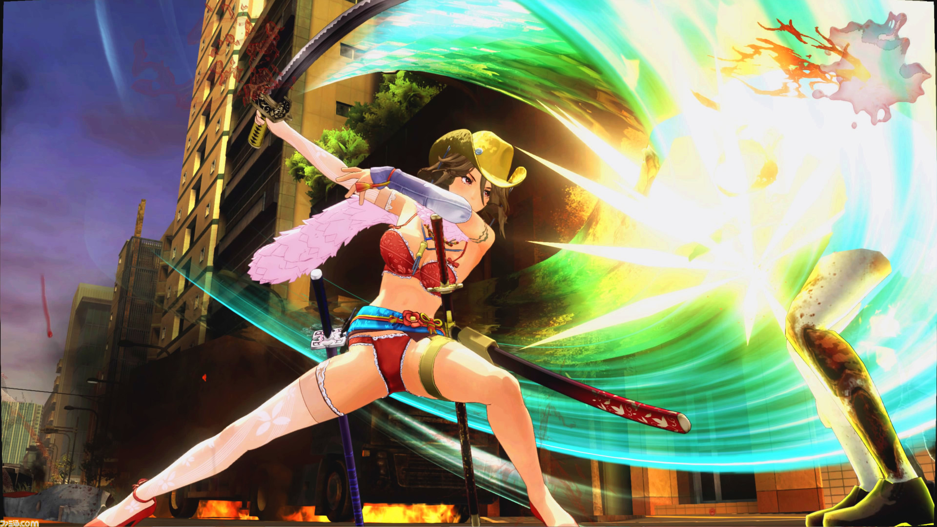 Gamingconviction Com Onechanbara Origin Receives Japan Release Date