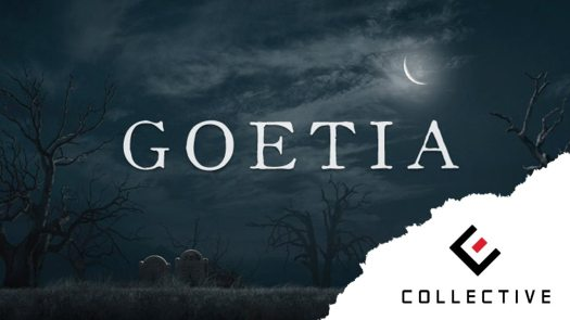 Square Enix Collective Announces that GOETIA is Now Out