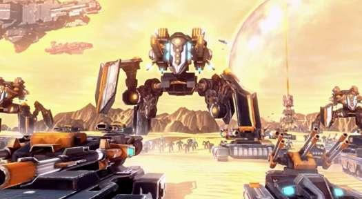 Etherium Conquest Mode Gameplay Video
