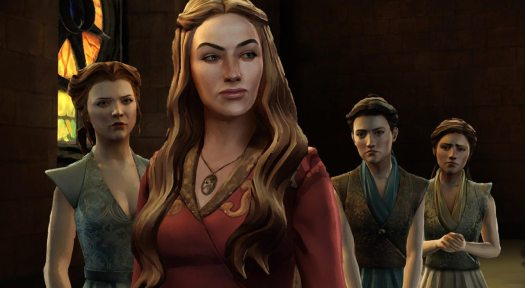 Game of Thrones: A Telltale Games Series The Sword in the Darkness Video