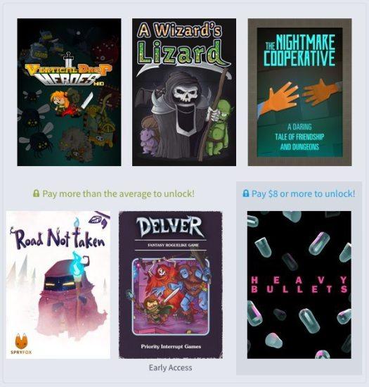 Humble Weekly Bundle Roguelikes 2 Gaming Cypher
