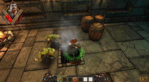 Ralin: Dwarf Wars Now On Kickstarter