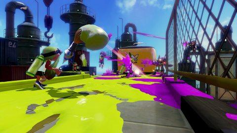 Nintendo Reveals New Details about Splatoon