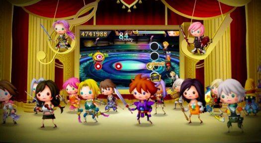 Theatrhythm Final Fantasy Curtain Call Final Installment of 2nd Performance DLC Now Available
